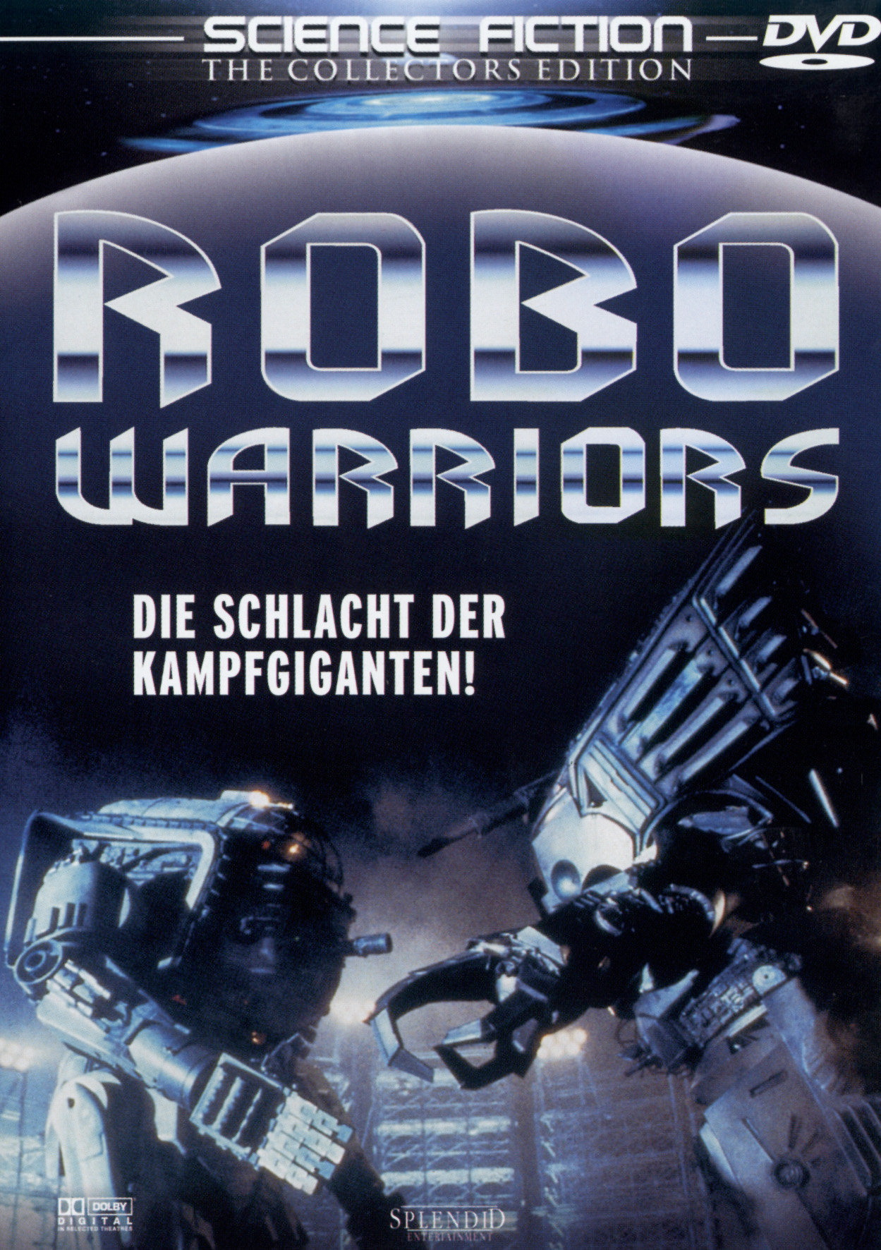 Robo Warriors Poster