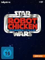 Robot Chicken - Episode I, II and III (2 Discs) Poster