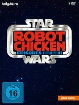 Robot Chicken - Episode I, II and III (2 Discs) Poster