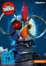Robot Chicken - Season One (2 Discs) Poster