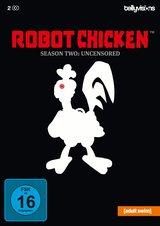 Robot Chicken - Season Two (2 Discs) Poster