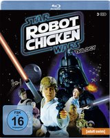 Robot Chicken - Star Wars Trilogy Poster