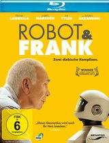 Robot & Frank - Zwei diebische Komplizen. Poster