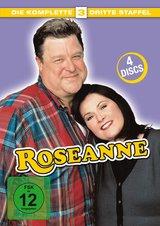 Roseanne - Die komplette 3. Staffel (4 DVDs) Poster