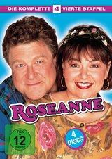 Roseanne - Die komplette 4. Staffel (4 DVDs) Poster
