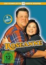 Roseanne - Die komplette 7. Staffel (4 DVDs) Poster