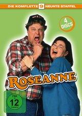 Roseanne - Die komplette 9. Staffel (4 DVDs) Poster