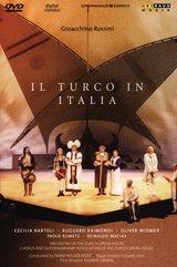 Rossini, Gioacchino - Il Turco in Italia (NTSC) Poster