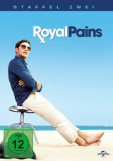 Royal Pains - Staffel zwei (5 Discs) Poster