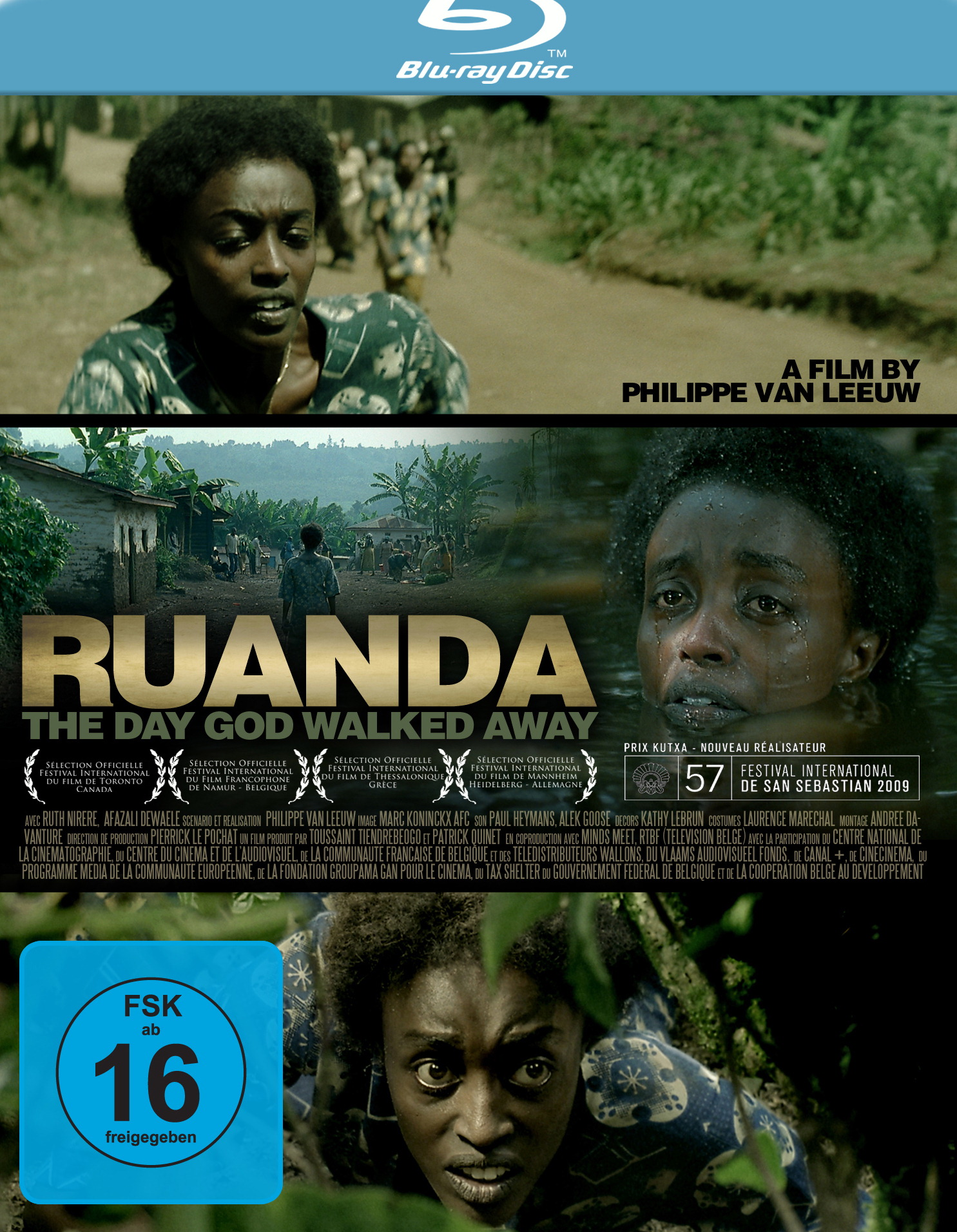 Ruanda - The Day God Walked Away Poster