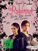 Rubinrot (nur für den Buchhandel) Poster