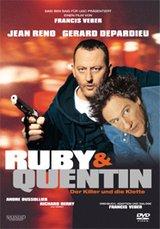 Ruby & Quentin - Der Killer und die Klette Poster