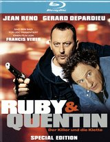 Ruby & Quentin - Der Killer und die Klette (Special Edition) Poster