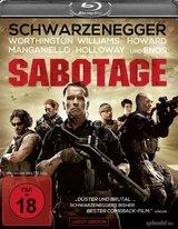 Sabotage (Uncut) Poster