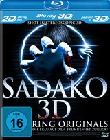 Sadako - Ring Originals (Blu-ray 3D) Poster