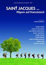 Saint Jacques ... Pilgern auf Französisch (Einzel-DVD) Poster