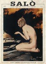 Salò oder die 120 Tage von Sodom (Limited Collector's Edition, 3 Discs) Poster