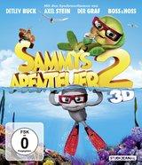 Sammys Abenteuer 2 (Blu-ray 3D) Poster