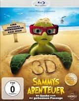 Sammys Abenteuer - Die Suche nach der geheimen Passage (Blu-ray 3D) Poster