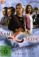 Samt & Seide - Die zweite Staffel (Folge 1-13) (3 Discs) Poster