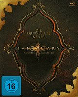 Sanctuary - Die komplette Serie (13 Discs) Poster