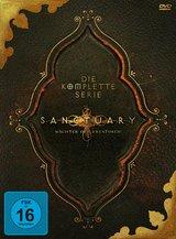 Sanctuary - Die komplette Serie (19 Discs) Poster