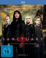 Sanctuary - Staffel 01 (3 Discs) Poster