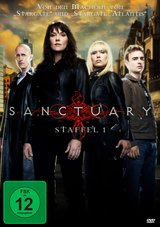 Sanctuary - Staffel 01 (4 DVDs) Poster