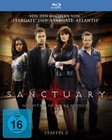 Sanctuary - Staffel 02 (3 Discs) Poster