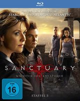 Sanctuary - Wächter der Kreaturen, Staffel 3 (4 Discs) Poster