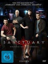 Sanctuary - Wächter der Kreaturen - Staffel 4 (4 Discs) Poster