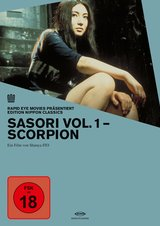 Sasori Vol. 1 - Scorpion Poster