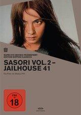 Sasori Vol. 2 - Jailhouse 41 Poster