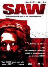 Saw (Collector's Edition, 2 DVDs + Audio-CD) Poster