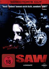 Saw (Director's Cut) Poster