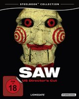 Saw (Steelbook Collection, US Director's Cut) Poster