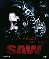 Saw (US Director's Cut) Poster