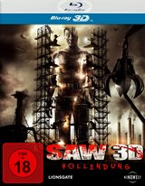 Saw VII - Vollendung (Blu-ray 3D) Poster