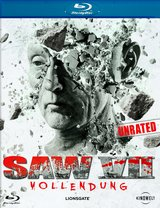 Saw VII - Vollendung (Unrated) Poster