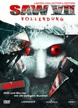 Saw VII - Vollendung (Unrated, Limited Collector's Edition, + DVD) Poster