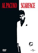 Scarface (Einzel-DVD) Poster