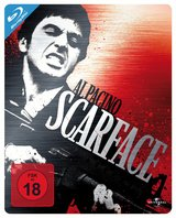 Scarface (Limited Uncut Edition, Steelbook, + Digital Copy) Poster