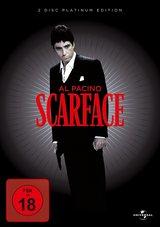 Scarface (Uncut, 2 Discs, Platinum-Edition) Poster