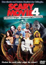 Scary Movie 4 (Langfassung) Poster