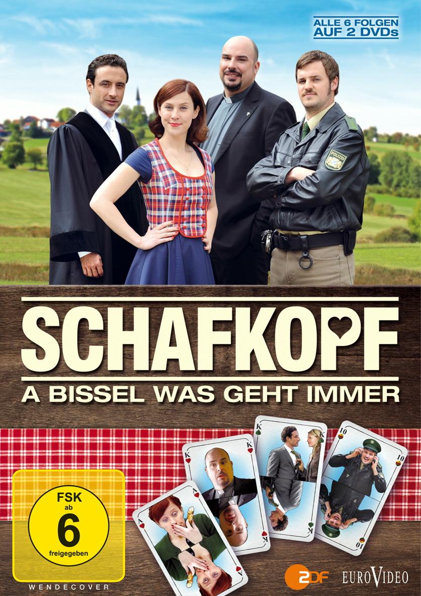 Schafkopf - A bissel was geht immer (2 Discs) Poster