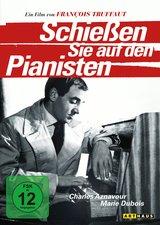 Schießen Sie auf den Pianisten Poster