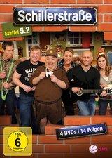 Schillerstraße - Staffel 5, Teil 2 (4 Discs) Poster