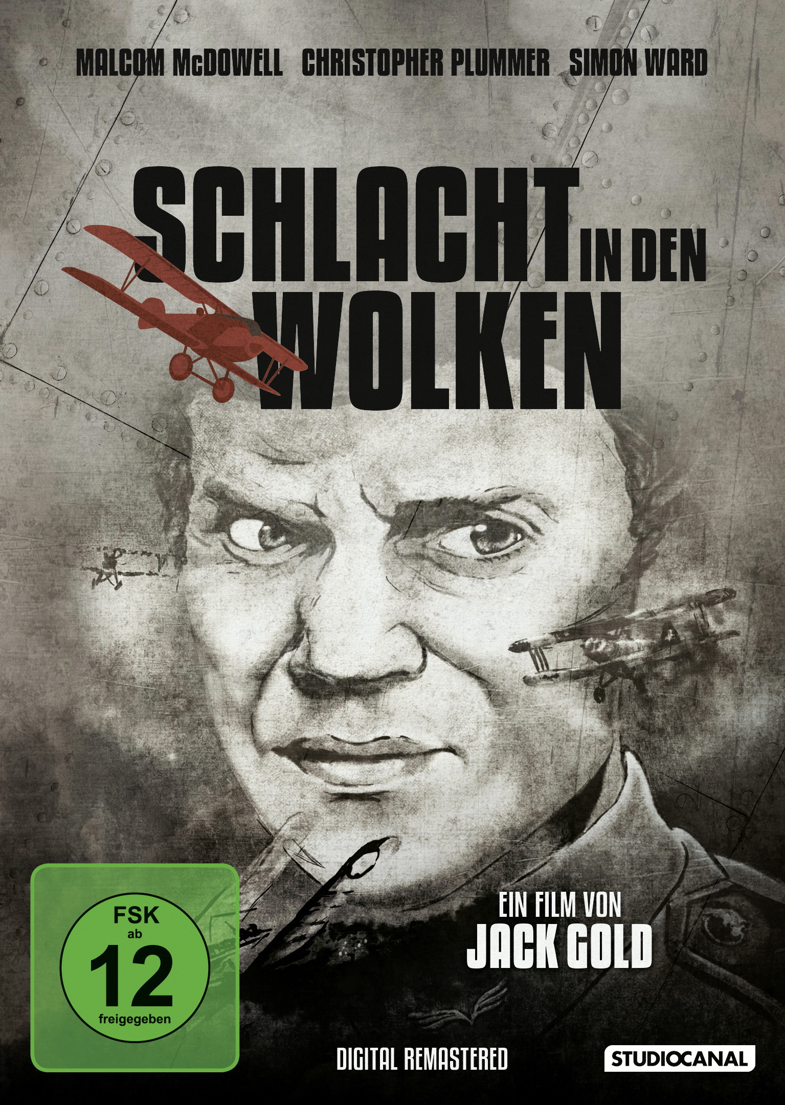 Schlacht in den Wolken (Digital Remastered) Poster
