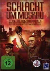Schlacht um Moskau (2 Discs) Poster