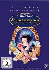 Schneewittchen und die sieben Zwerge (Collector's Edition, 2 DVDs, Buch-Set) Poster